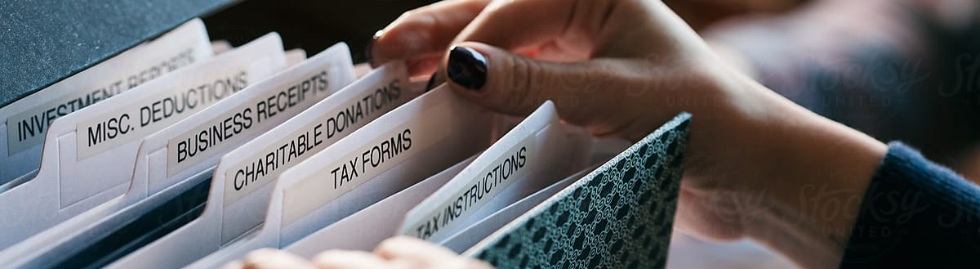 hand scanning folders